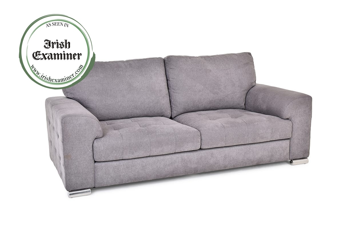 Sherbert 3 Seater Sofa with Chaise Left Hand Facing ...