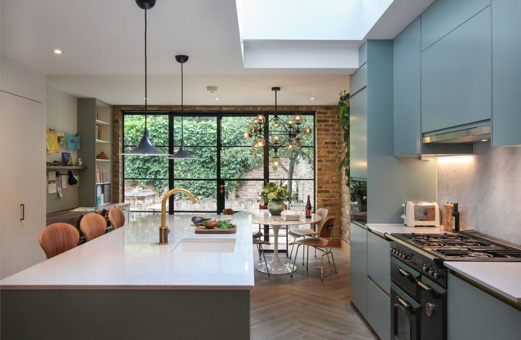 Check Out This Beautiful Japanese Inspired Home In London