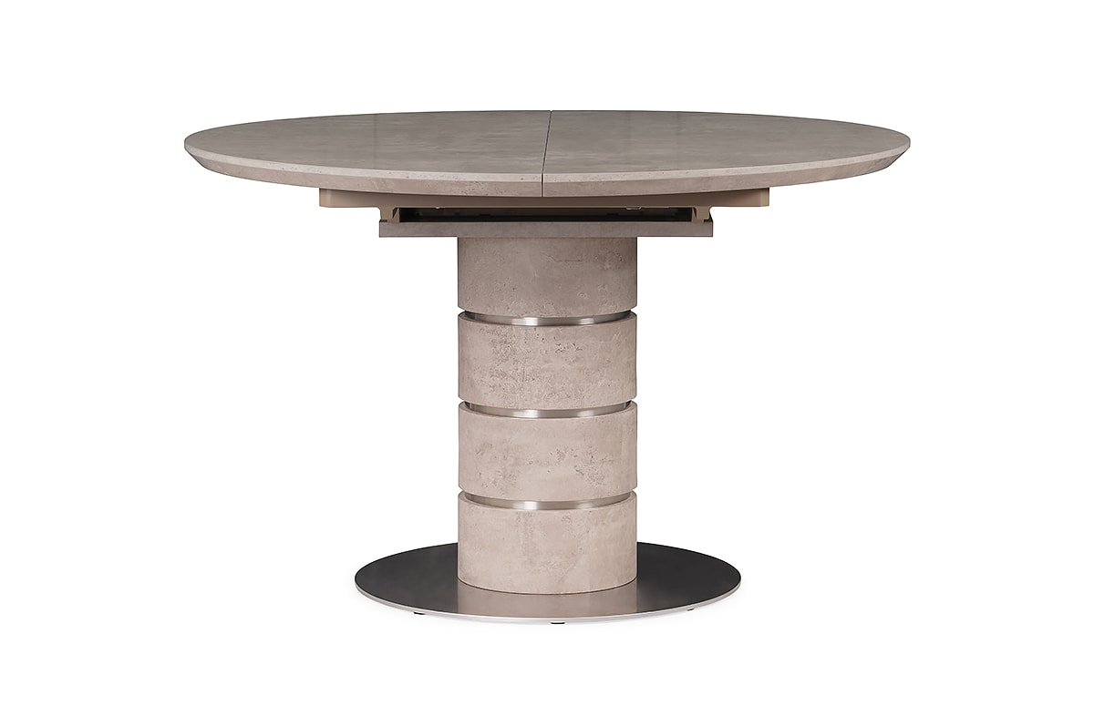 Element Round Extending Dining Table Michael Murphy Home Furnishing