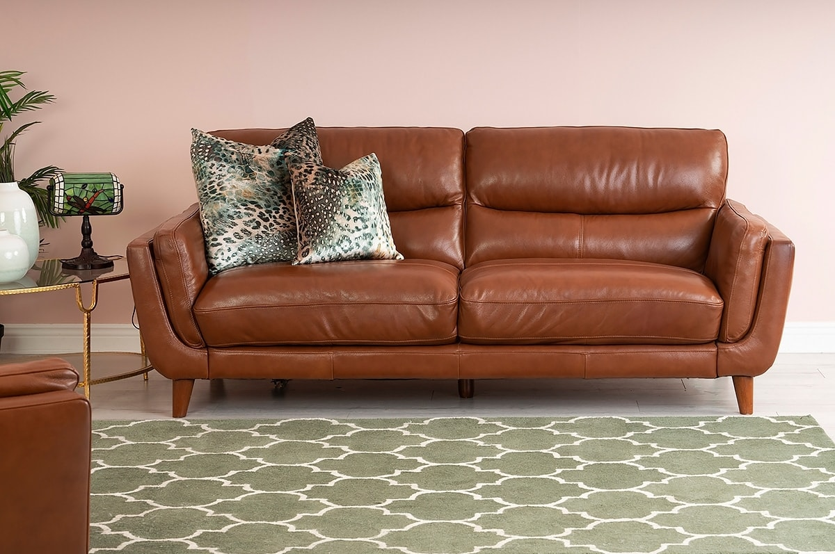 Love Your Leather Sofa You Need To Check Out Our Top Five Care Tips Michael Murphy Home Furnishing